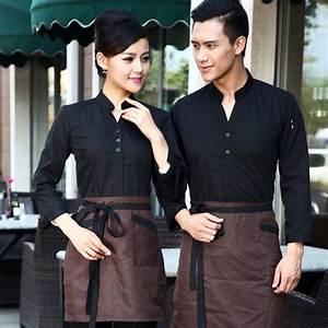 casual restaurant uniform - Google Search   Work Fashion ...