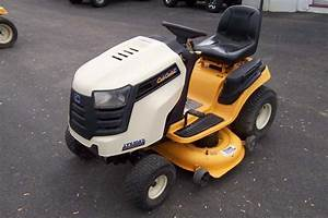 Used Cub Cadet Ltx1042 Lawn Mower For Sale