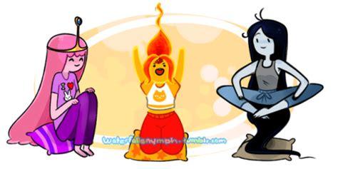 love flame princess tumblr