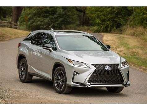 Lexus Rx Hybrid Prices, Reviews And Pictures