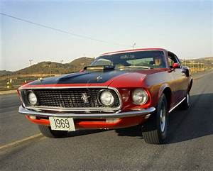 1969 Ford Mustang BOSS 429 Pics & Information