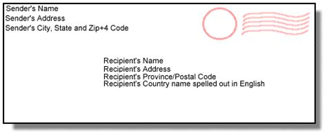 mailing letter format welcome to the of akron 23538 | foreign