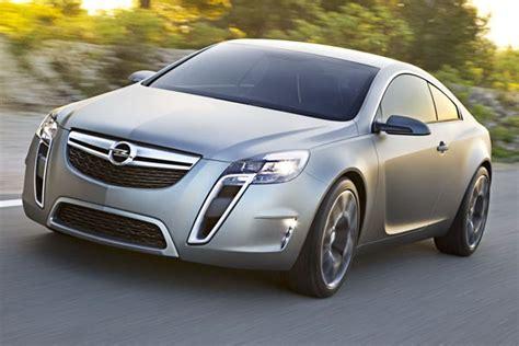 Opel Monza, Un Concept-car Espectacular