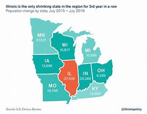 Illinois losing 1 resident every 4.6 minutes, could fall ...