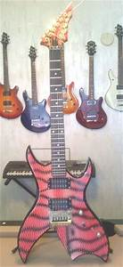 My Collection Of B C  Rich Electric Guitars  Including Warlock  Mockingbird  Bich  And 80 U0026 39 S
