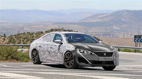 Peugeot Forum by Une Suspension Pilot 233 E Sur La Nouvelle Peugeot 508