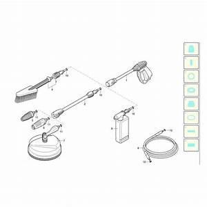 Black U0026decker Spare Parts For Pressure Washer Bxpw 1400 Pe