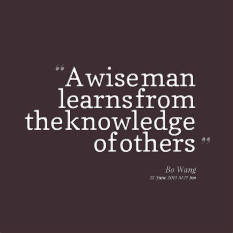 Three Wise Man Quotes