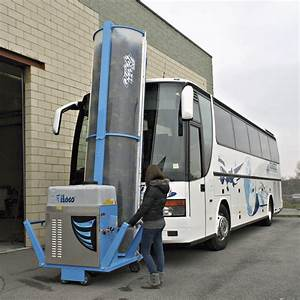 Iteco Quick Wash Mobile Bus Wash - Products