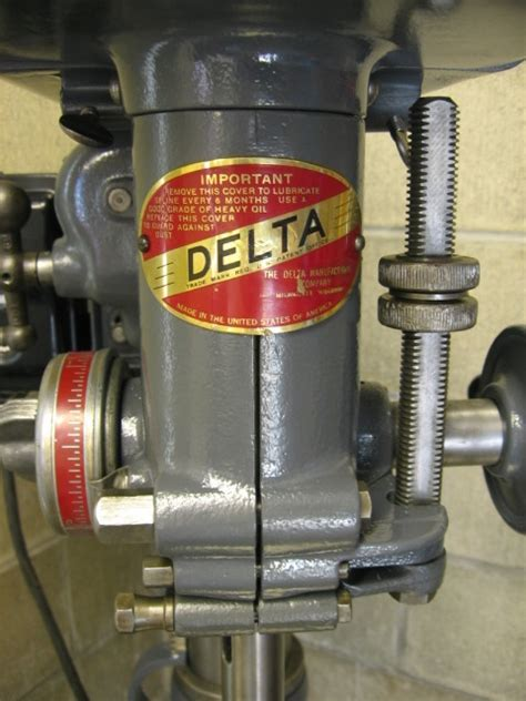 photo index delta manufacturing   drill press