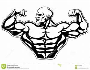 Bicep Flexing Clipart - Clipart Suggest