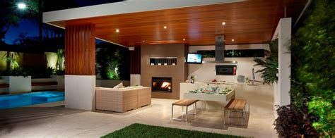 Outdoor Lounge, Outdoor Pavilions