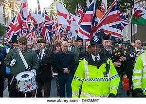 National Front March Stock Photo: 109115000 - Alamy