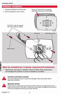 Honeywell Th8000 Wiring Diagram