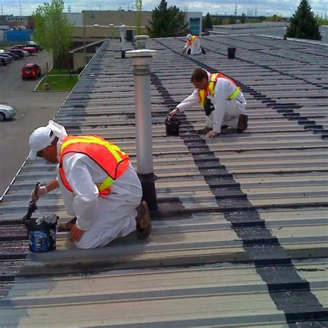 metal roof rubber coating liquid repair roofs sealant leaks coatings waterproofing materials fix application solutions surface dry steps