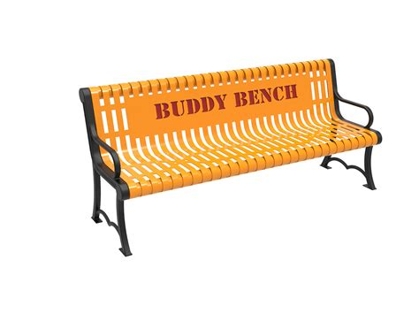 Buddy Bench by Buddy Bench Adventure Playground