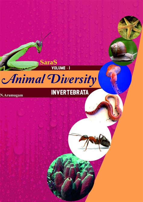 Animal Diversity - Volume - 1 - Invertebrata - Saras ...