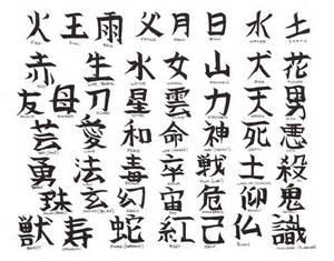 chinese symbol tattoos art Tattoos Art : Pegitboard