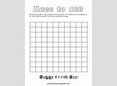 7 Best Images of 100 Grid Chart Printable Printable