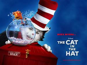 Cat In The Hat Thing 1 And Thing 2 | Funny and Cute Cats ...
