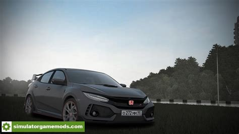 Honda Civic Type R 2018 Car Mod