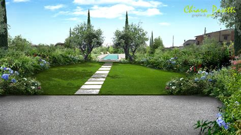 software giardini chiara pasetti green design progettazione giardini