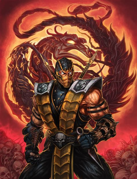 58 Killer Mortal Kombat Fan Art Pieces By Danlev On Deviantart