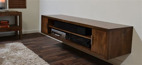 moroccan leather pouf wall mounted media cabinet design decoration