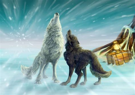 animated wolf wallpaper  images