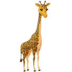 Cartoon Giraffe Clip Art