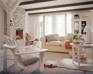 Bilder Wohnzimmer Landhausstil : landhausstil ganz in wei bild 5 sch ner wohnen ~ Sanjose-hotels-ca.com Haus und Dekorationen