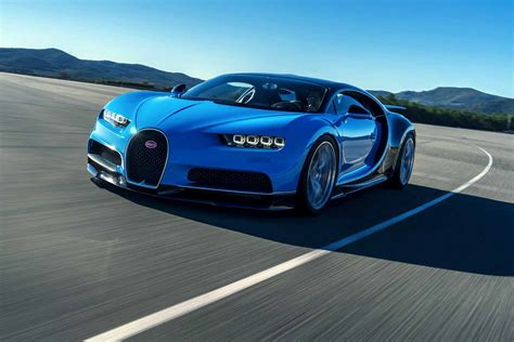 5 Things You Probably Didn't Know About The Bugatti Chiron
