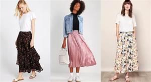 Robe Tendance Ete 2017 : style jupe longue 2017 ~ Melissatoandfro.com Idées de Décoration