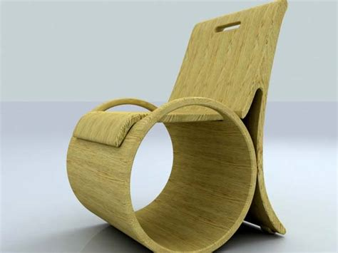 cool wooden chairs unique wooden chair by wenshuai liu