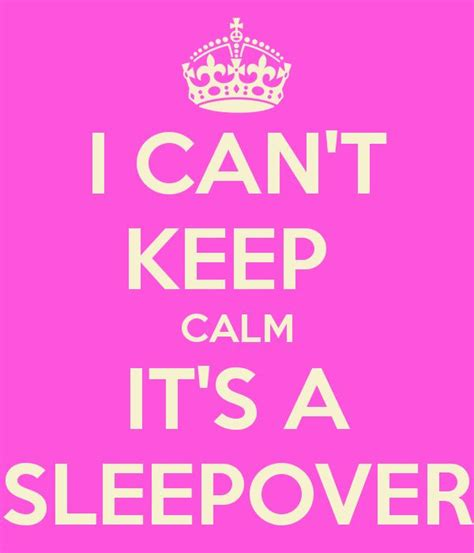 Slumber Party Quotes