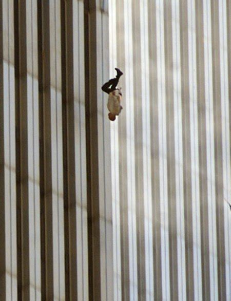 Remembering 'the Jumpers Of 911 Common American Journal
