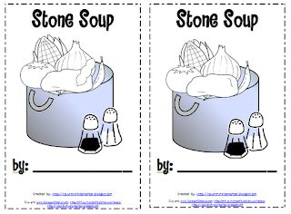 lil country librarian soup printables 187 | stonesoupblackandwhite