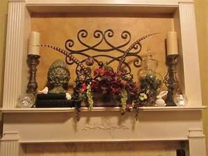 136 best images about top it off decor on pinterest how With what kind of paint to use on kitchen cabinets for candle holders for fireplace mantel