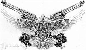 White Dove Tattoo with Guns n Roses by Yankeestyle94 on ...