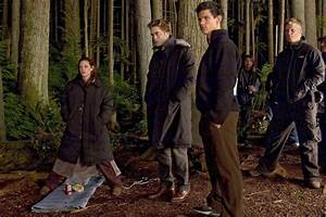 New Moon cast - behind the scenes - Twilight Series Photo ...