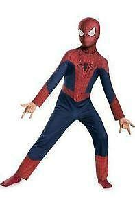 spiderman costume ebay