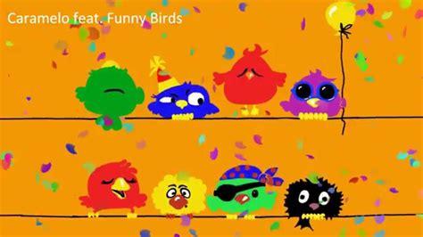 happy birthday song funny birds version lustiges