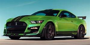 Performance enhancing pigment? 2020 Ford Mustang's Grabber ...  Ford