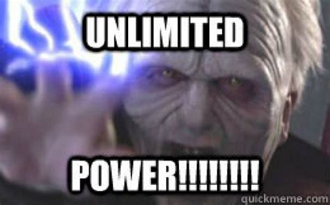 Unlimited Power Meme - unlimited power at skyrim nexus mods and community