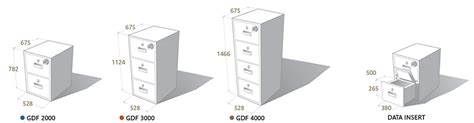File Cabinet Sizes by 1 Hr 2 3 And 4 Drawer File Cabinet Key