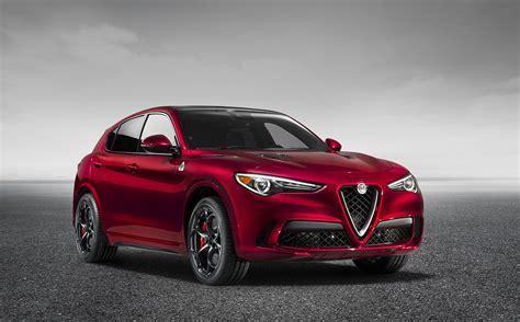 Alfa Romeo Stelvio  The Sexiest Suv Ever Made