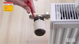 Danfoss Thermostat Wechseln : do it yourself thermostat mit schelle tauschen youtube ~ Eleganceandgraceweddings.com Haus und Dekorationen