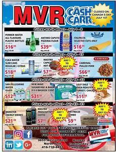 Mvr Cash  U0026 Carry Canada Flyers