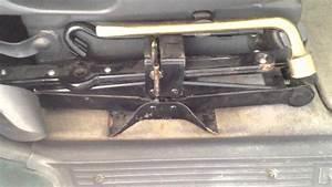 Tire Jack Location On A Mazda Mpv 1998