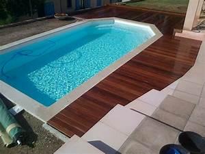 Tour De Piscine Bois : tour de piscine en itauba ensues la redonne parquet et ~ Premium-room.com Idées de Décoration